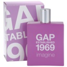 Gap Gap Established 1969 Imagine Eau de Toilette voor Vrouwen  100 ml