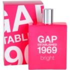 Gap Gap Established 1969 Bright woda toaletowa dla kobiet 100 ml