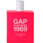 Gap Established 1969 Bright toaletní voda pro ženy 100 ml