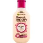 Garnier Botanic Therapy Ricinus Oil posilňujúci šampón pre slabé vlasy s tendenciou vypadávať