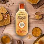 Garnier Botanic Therapy Honey megújító sampon a károsult hajra