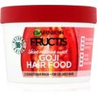 Garnier Fructis Goji Hair Food Maske für erneut glänzendes Haar