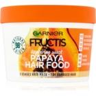 Garnier Fructis Papaya Hair Food obnovujúca maska pre poškodené vlasy