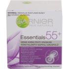 Garnier Essentials nappali ránctalanító krém 55+