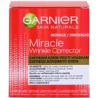 Garnier Miracle creme antirrugas