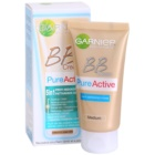 Garnier Pure Active BB Creme gegen die Unvollkommenheiten der Haut