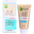 Garnier Pure Active BB крем проти недосконалостей шкіри