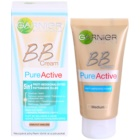 Garnier Pure Active crema BB  contra las imperfecciones de la piel