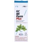 GC MI Paste Plus Mint remineralizačný ochranný krém pre citlivé zuby s fluoridom