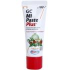 GC MI Paste Plus Tutti-Frutti crema protectora remineralizante para dientes sensibles  con fluoruro