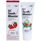 GC Tooth Mousse Strawberry Crema protectoare de remineralizare pentru dinți sensibili fara flor
