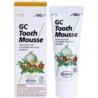 GC Tooth Mousse Tutti Frutti реминализиращ защитен крем за чувствителни зъби без флуорид