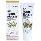 GC Tooth Mousse Vanilla crema protectora remineralizante para dientes sensibles  sin flúor
