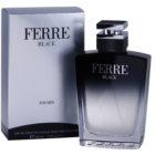 Gianfranco Ferré Ferré Black Eau de Toilette for Men 100 ml
