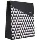Giftino Wrapping darilna vrečka geometry majhna