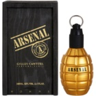 Gilles Cantuel Arsenal Gold eau de parfum pentru barbati 100 ml