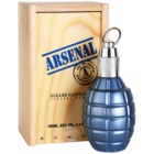 Gilles Cantuel Arsenal Blue parfémovaná voda pro muže 100 ml
