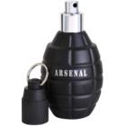 Gilles Cantuel Arsenal Black Eau de Parfum für Herren 100 ml