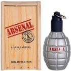 Gilles Cantuel Arsenal Grey eau de parfum para hombre 100 ml
