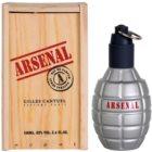 Gilles Cantuel Arsenal Grey eau de parfum per uomo 100 ml
