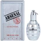 Gilles Cantuel Arsenal Platinum eau de parfum pour homme 100 ml