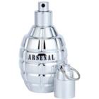 Gilles Cantuel Arsenal Platinum parfémovaná voda pro muže 100 ml