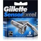 Gillette Sensor Excel rezerva Lama pentru barbati