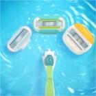Gillette Venus Embrace maquinilla de afeitar + recambio de cuchillas 1 ud