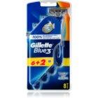 Gillette Blue 3 One Time Razors