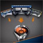 Gillette Fusion Proglide Flexball brivnik + nadomestne glave 2 ks