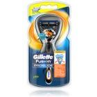 Gillette Fusion Proglide Flexball rasoir + têtes de rechange 2 pcs