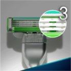 Gillette Mach 3 Sensitive maquinilla de afeitar + recambios de cuchillas 3 uds
