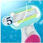 Gillette Venus Snap cestovní holící strojek + náhradní břity 4 ks