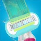 Gillette Venus Snap aparelho de depilação de viagem + refil de lâminas 4 pçs
