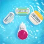 Gillette Venus Snap Travel Shaver + Spare Blades 4 pcs