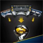 Gillette Fusion Proshield kozmetika szett I.