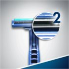 Gillette Blue II Plus rasoirs jetables