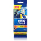 Gillette Blue II Plus rasoirs jetables