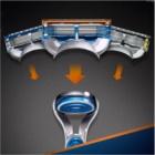Gillette Fusion rasoir + lames de rechange 2 pièces