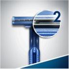 Gillette Blue II jednorazové žiletky