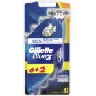 Gillette Blue 3 rasoirs jetables