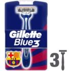 Gillette Blue 3 FCBarcelona jednorázové strojky