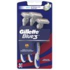 Gillette Blue 3 FCBarcelona Einweg-Rasierapparat