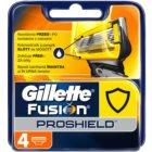 Gillette Fusion Proshield náhradné žiletky