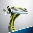 Gillette Blue 3 Sense Care lâminas de barbear descartáveis