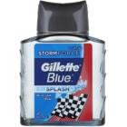 Gillette Blue Splash After Shave Water