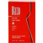 Giorgio Beverly Hills Red Eau de Toilette para homens 100 ml
