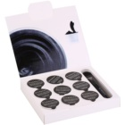 Givenchy Black For Light Mask sada rozjasňujících pleťových masek 9 ks