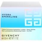 Givenchy Hydra Sparkling crema hidratante para pieles secas