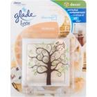 Glade Discreet Decor Air Freshener 8 ml + holder Vanilla